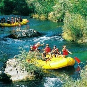 Cetina-Rafting