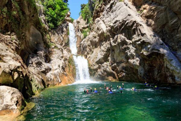 rafting croacia