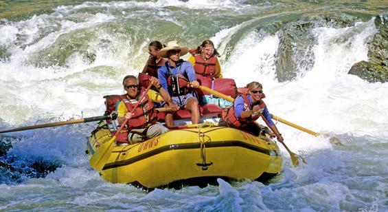 rafting rio cetina