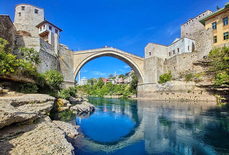 2018 Excursion >> Mostar y Cascadas de Kravica desde Dubrovnik ~ Excursiones en Croacia