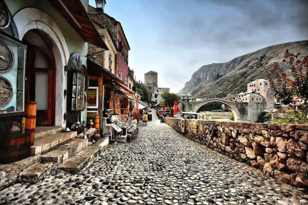 Excursion a Mostar